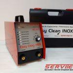 Easy Clean INOX EC-101  urządzenie do elektrolitycznego trawienia i czyszczenia z funkcją polerowania.
